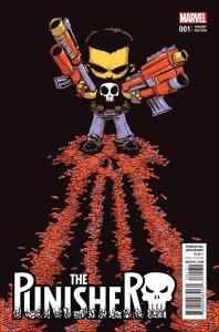 The Punisher Vol 10 #1 k