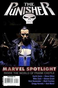 Marvel Spotlight The Punisher