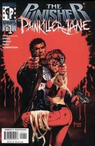 Punisher / Painkiller Jane