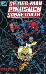 Spider-Man/The Punisher/Sabretooth: Designer Genes