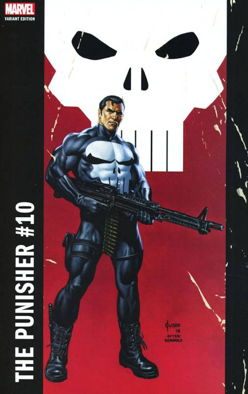 Punisehr Vol 10 #10 Jusko Variant