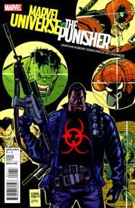 Marve Universe vs Punisher #1