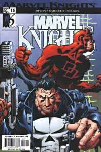 Marvel Knights Vol 1 #15