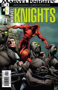 Marvel Knights Vol 2 #4