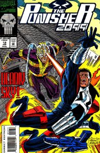 The Punisher 2099 #12