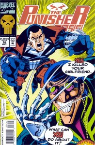 The Punisher 2099 #16