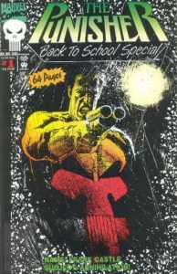 Punisher Back to School Special #1