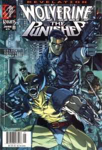 Wolverine Punisher Revelation #1