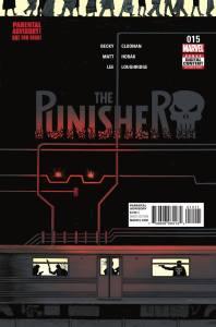 Punisher vol 10 #15