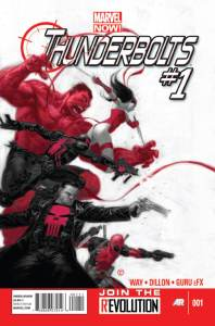 Thunderbolts vol 2 #1