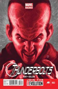 Thunderbolts vol 2 #3