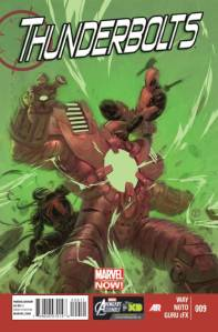 Thunderbolts vol 2 #9