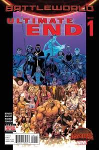 Ultimate End vol 1 #1