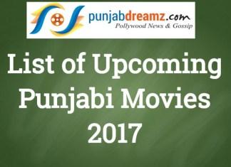 Upcoming Punjabi Movies 2017