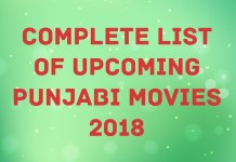 Upcoming Punjabi Movies 2018