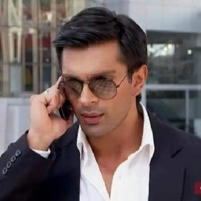 Image result for karan singh grover phone