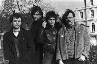 The Stranglers Golden Brown - A song for Daniel