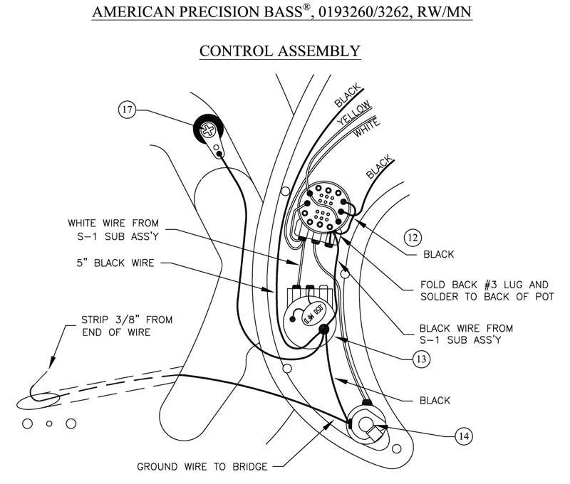 Fender S1 Wiring Diagram Sss