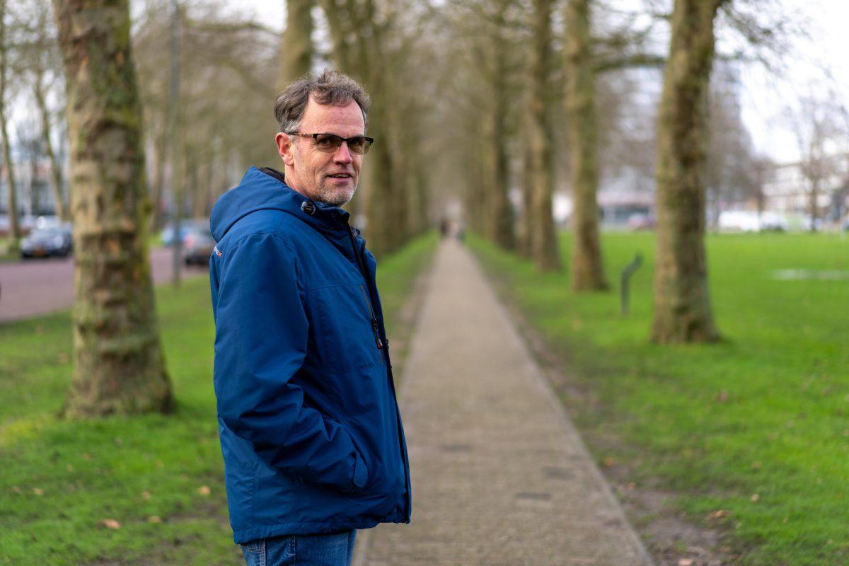 Martin Huisman, roostermaker Fontys Hogeschool