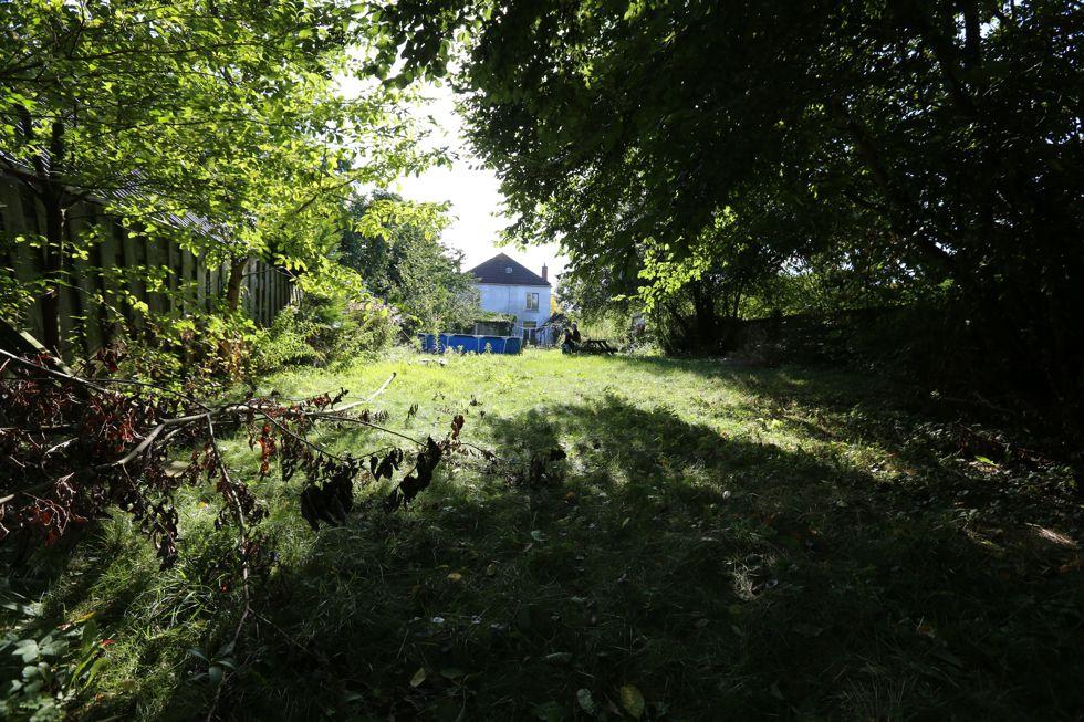 huis tuin belachelijk groot copy