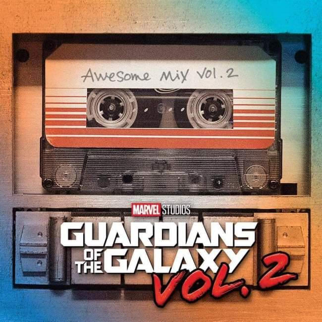 c81rumyxgaazi0u Guardians of the Galaxy Vol. 2 soundtrack revealed, lives up to its Awesome Mix name