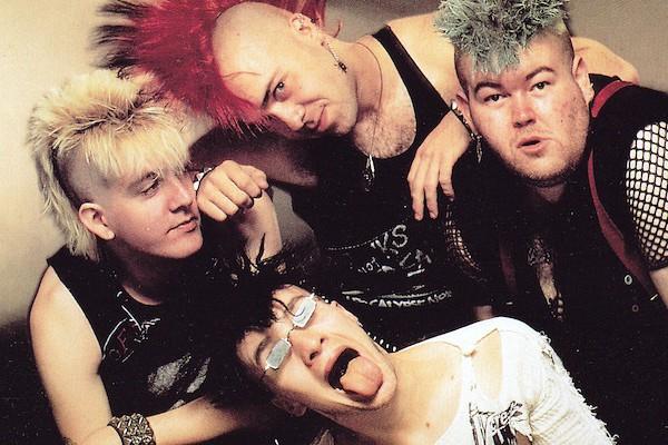 The Exploited  Punknewsorg