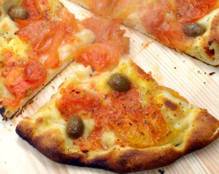Breri Puglia Bistrot panzerotti e focaccia barese in