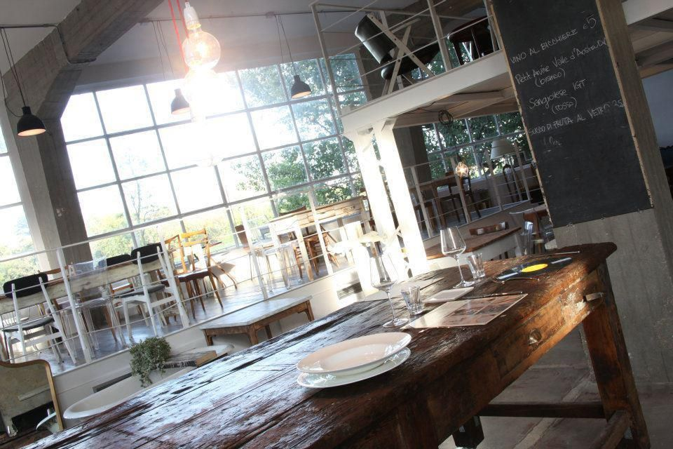 Lanificio nasce il ristorante vintage  Puntarella Rossa