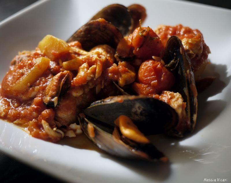 Venerd Santo si mangia pesce  Puntarella Rossa
