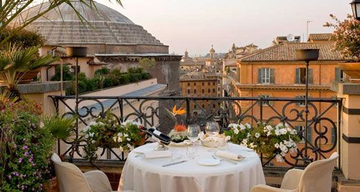 Brunch Roma  Una domenica al Grand Hotel