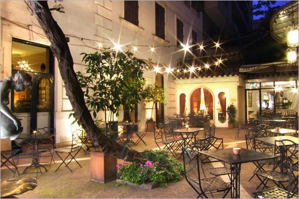 Brunch a Roma terrazze giardini e dehors