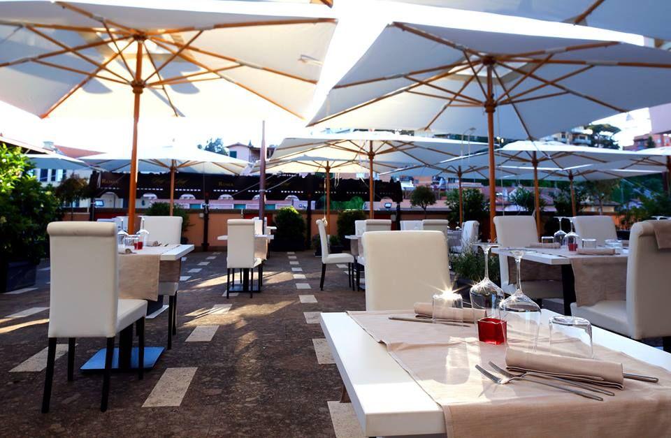 Mangiare allaperto a Roma venti proposte per la primaveraestate 2013