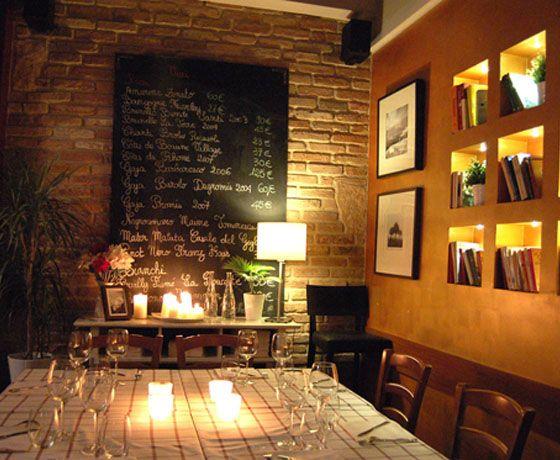 Dove mangiare al centro di Roma dieci ristoranti  Puntarella Rossa
