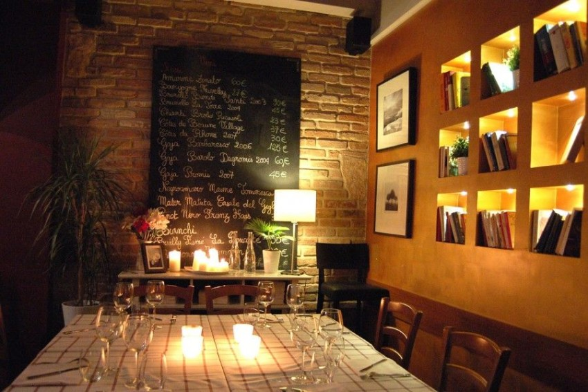 Dove mangiare al centro di Roma dieci ristoranti