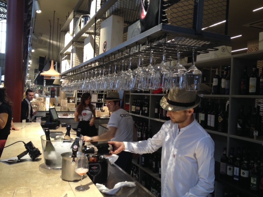 Mercato Centrale Firenze Chianti Classico