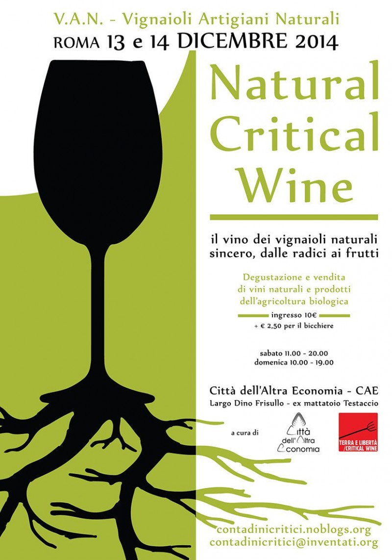 natural critical wine 2014