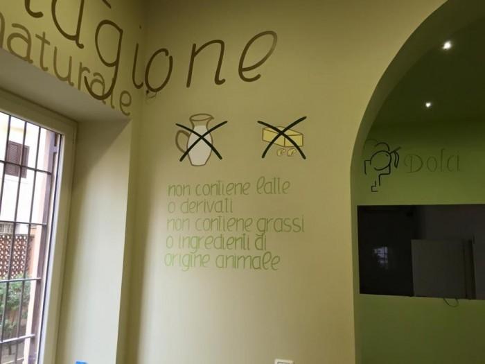 olive dolci pasticceria vegana roma