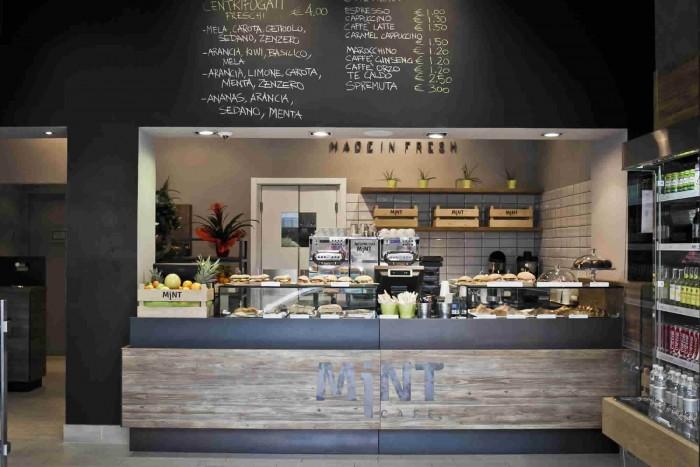 Mint Cafe a Milano a Porta Romana