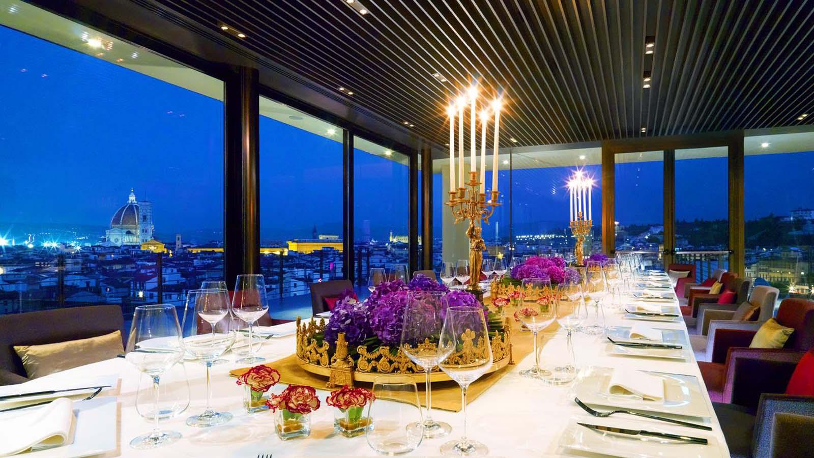 I ristoranti di lusso a Firenze gli indirizzi per non