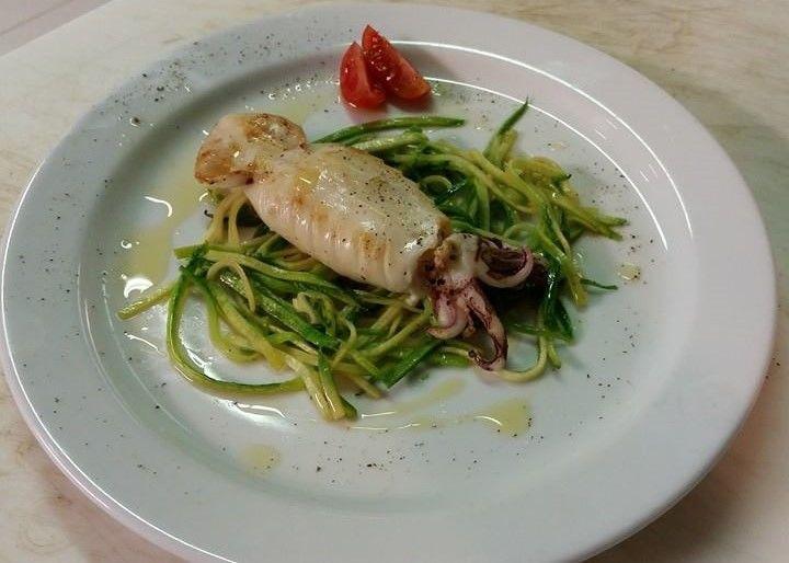 osteria 101 roma piatto
