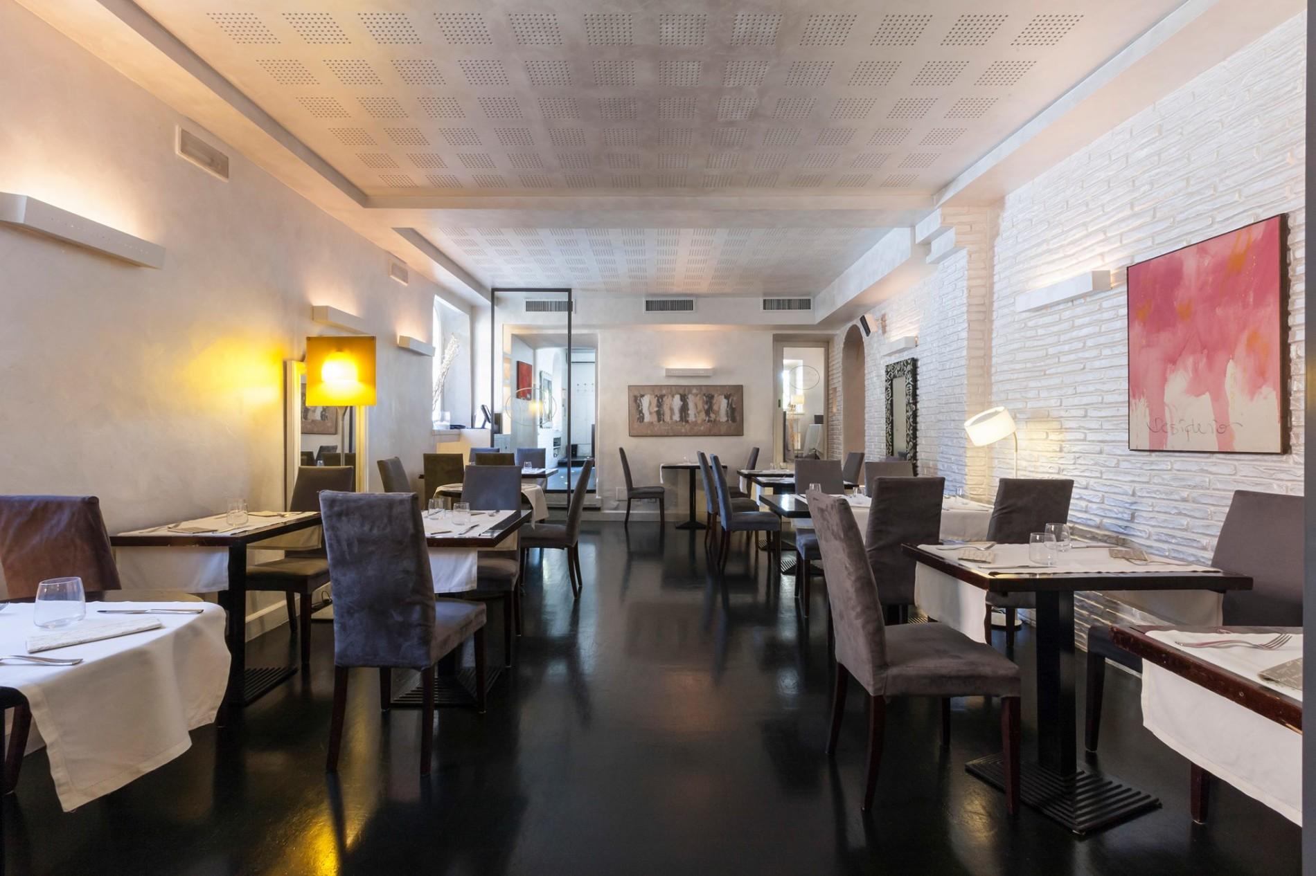 Ristoranti romantici a Roma a cena nella Grande Bellezza  Puntarella Rossa