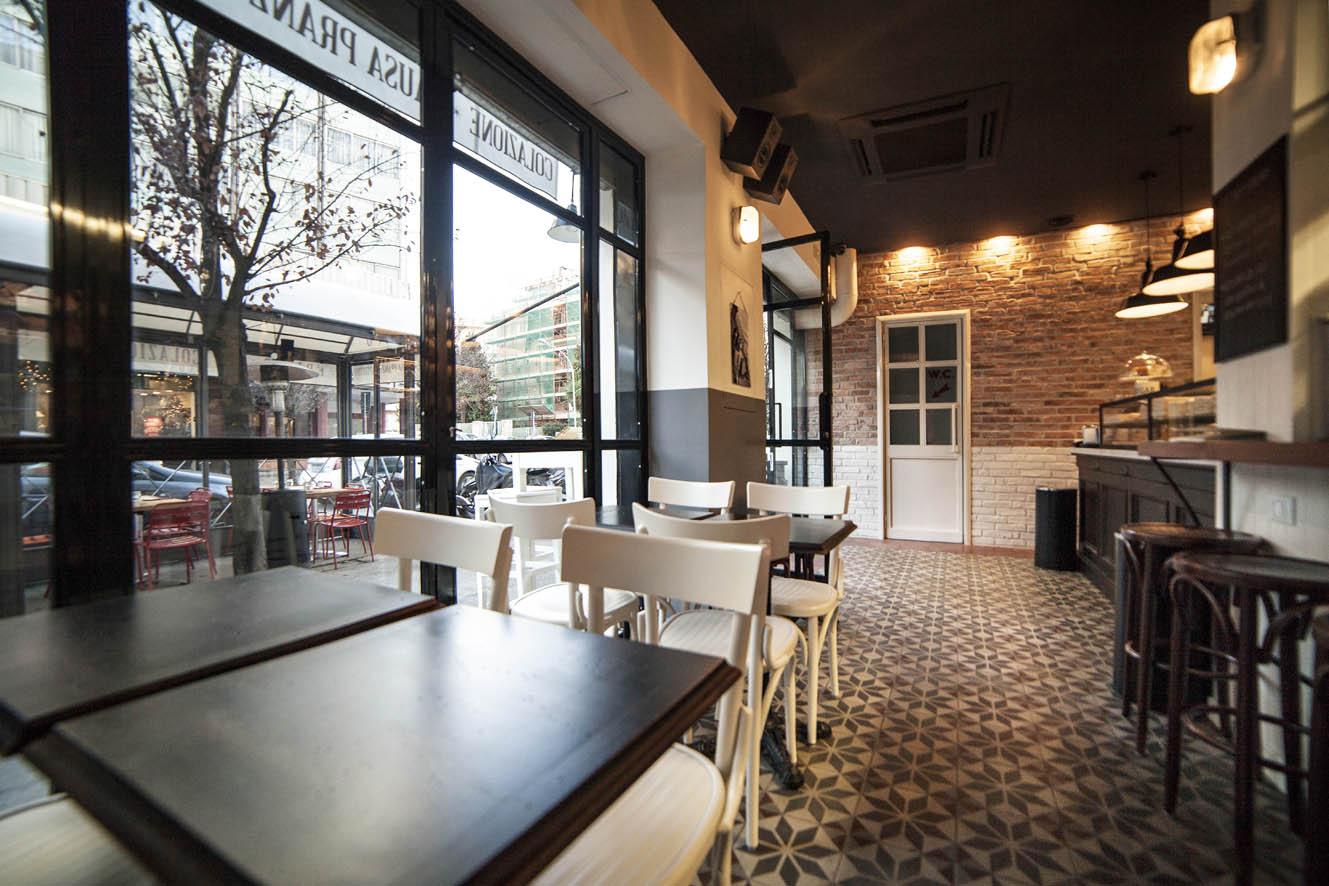 Frisco Bar Roma frischini da colazione allaperitivo