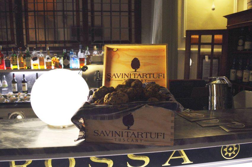 truffle experience restaurant firenze