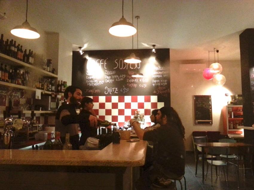 caffè sospeso a Roma