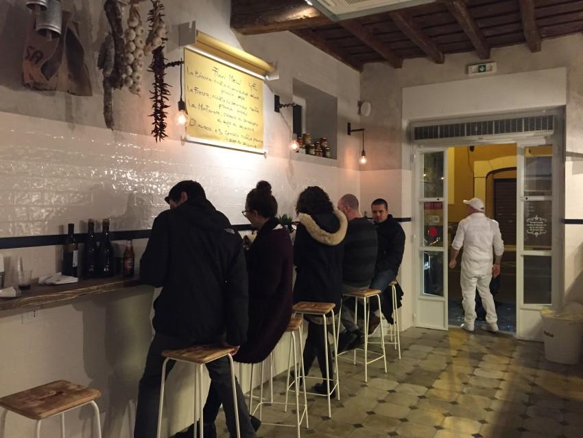 Don pizza fritta Roma