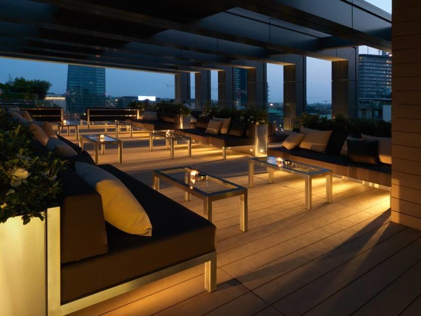 Rooftop Hotel Lagare