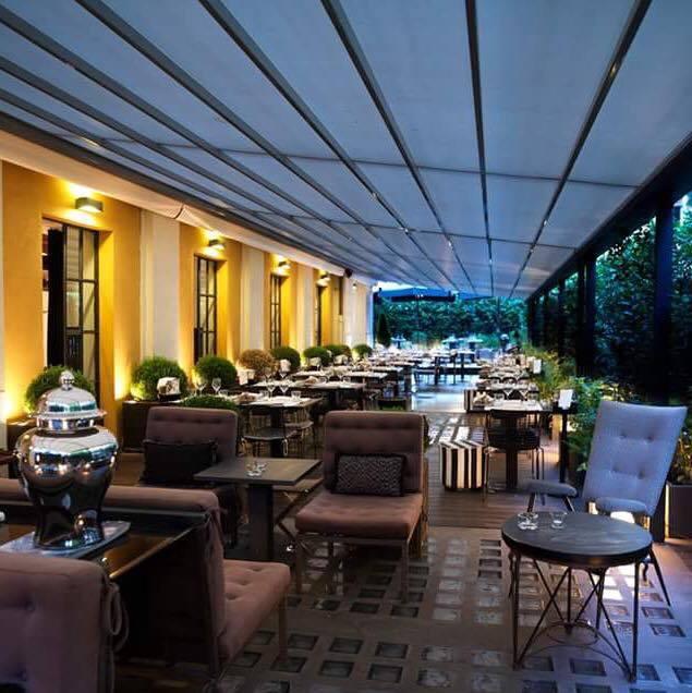 Dove mangiare allaperto ai Parioli Roma cinque ristoranti
