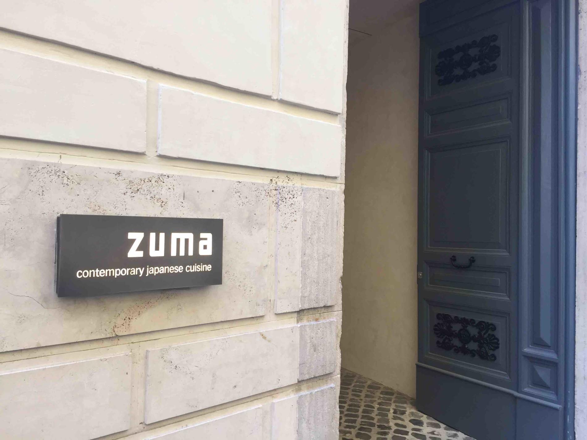 Zuma Roma Foto  Puntarella Rossa