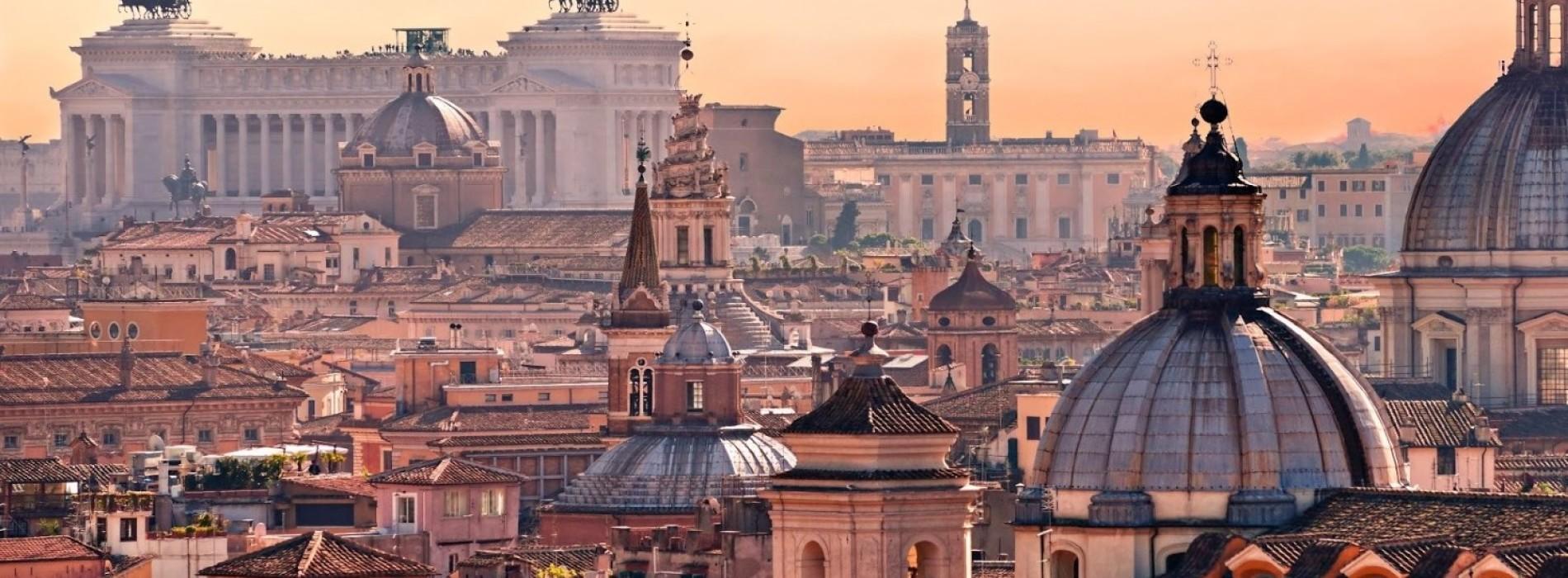 Terrazze a Roma aperitivi e cene primavera estate 2016