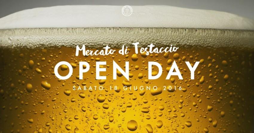 open day testaccio